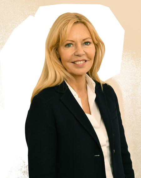 Anwältin Britta Stiel Portrait