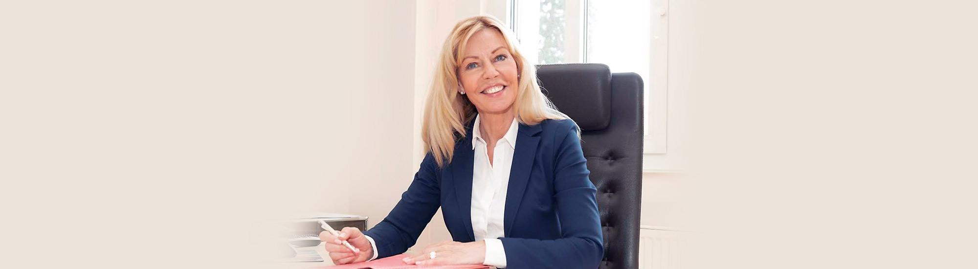 Rechtsanwältin Britta Stiel